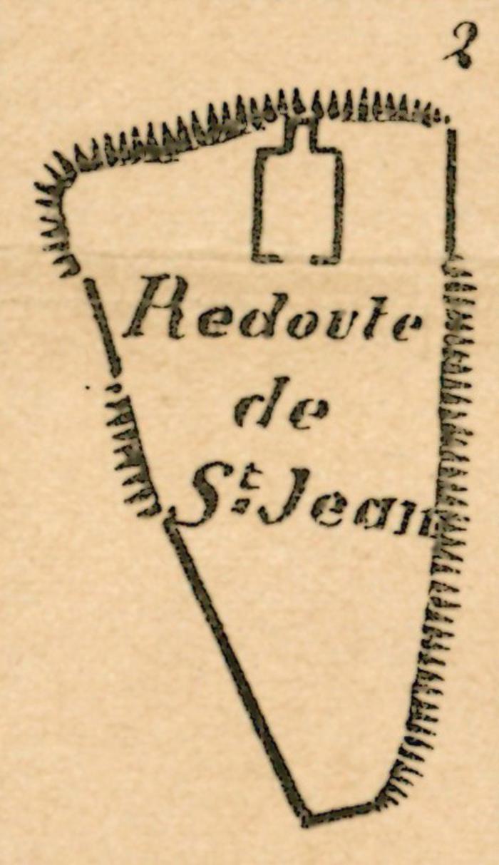 Redoute St Jean. Krebs Léonce & Henri Moris, Campagnes dans les Alpes pendant la Révolution, 1782-1793, éd. Plon, Paris, 1891.